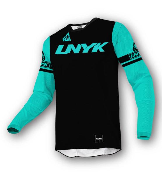 UNYK-MX-enduro-Motocross-Gear-jerseys-trikot-türkis-turqouise-schwarz-weiss-2019-Design-Gear-Individuelle-Bekleidung-kleidung-klamotten-mountainbike-downhill-hose-jersey-helm-Pionyr